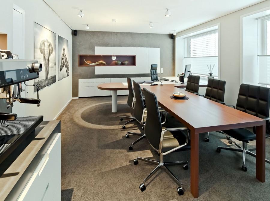 Umbau Büro Geschäftsführung