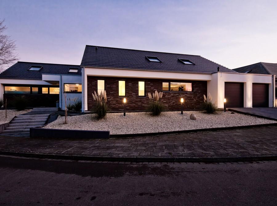 Projektberichte Neubau Haus