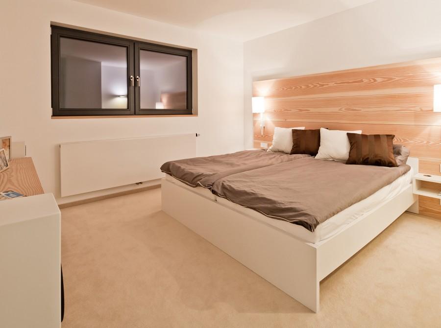 Neubau Haus Münster Schlafzimmer