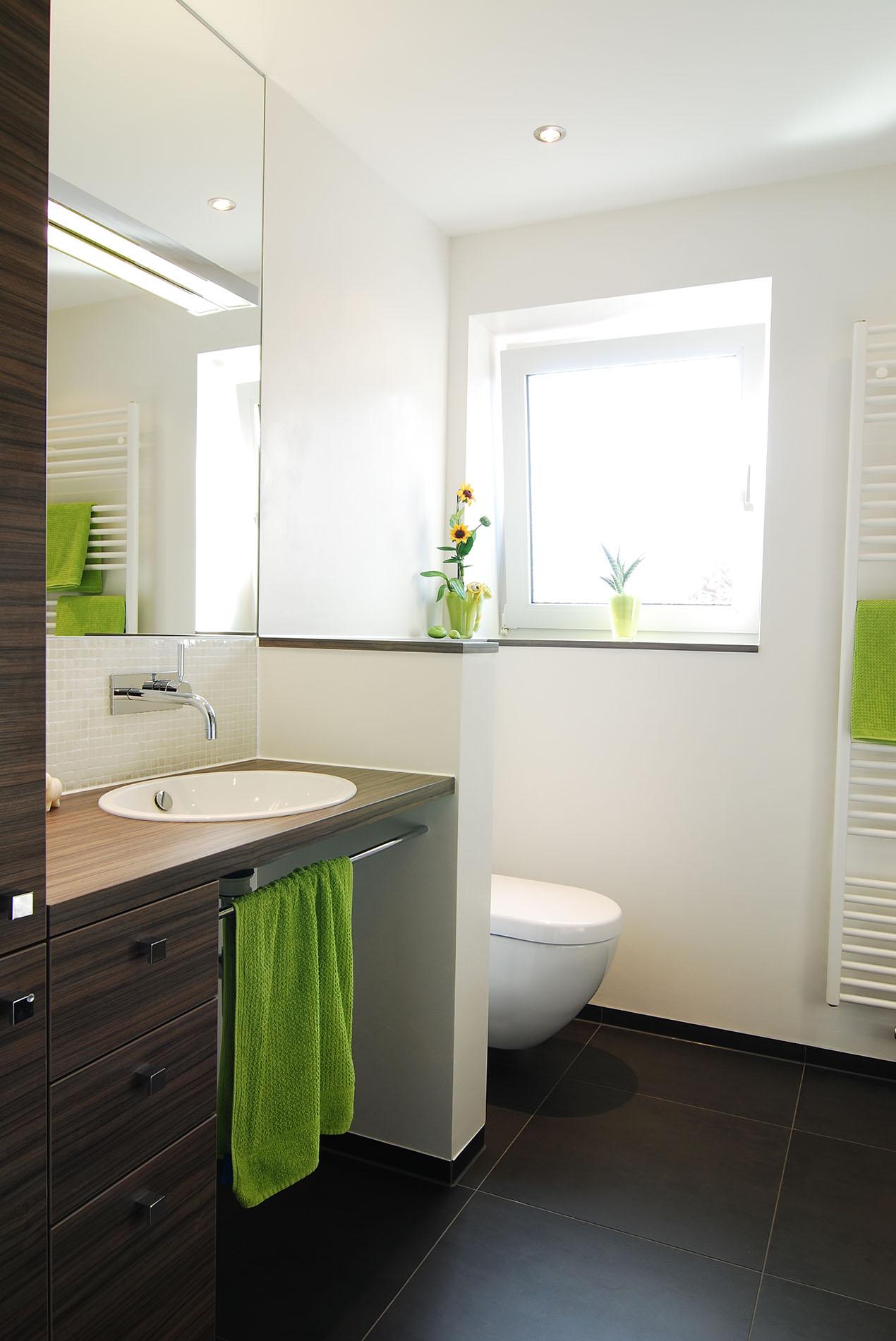 kleines badezimmer renovieren in münster | raumfabrik