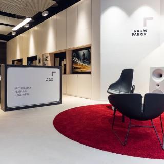 Ausstellung Raumfabrik Düsseldorf