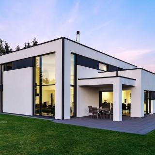 Neubau Haus