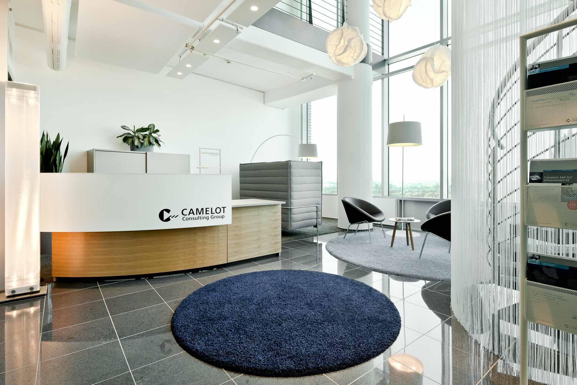 Innenarchitektur für ein Bürogebäude in Köln   Raumfabrik Düsseldorf