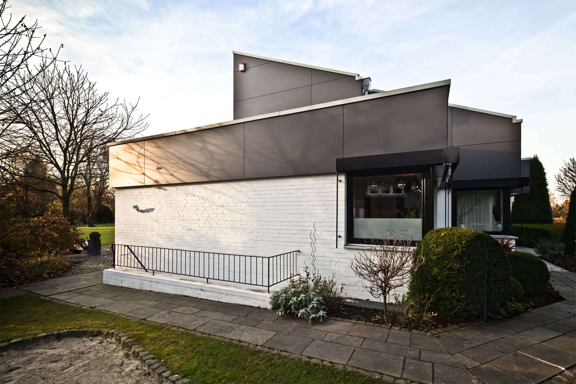 haus sanieren in m nster fassade und dach sanieren. Black Bedroom Furniture Sets. Home Design Ideas