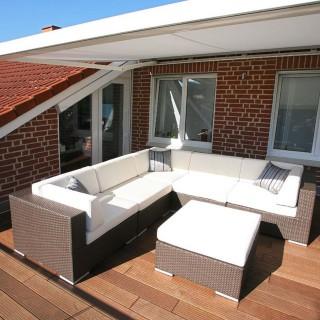 Umbau Haus Dachterrasse
