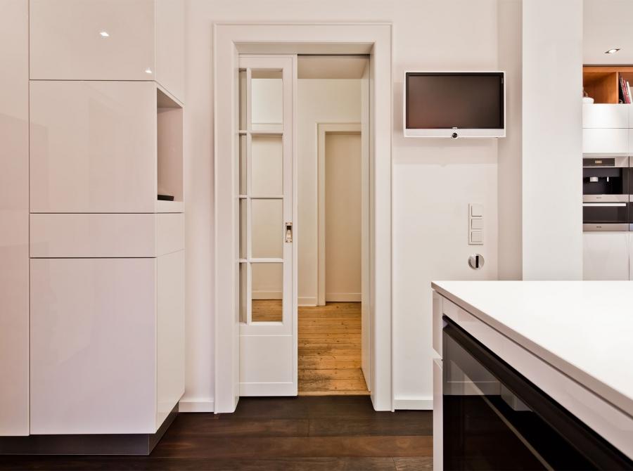 Umbau offene Wohnküche
