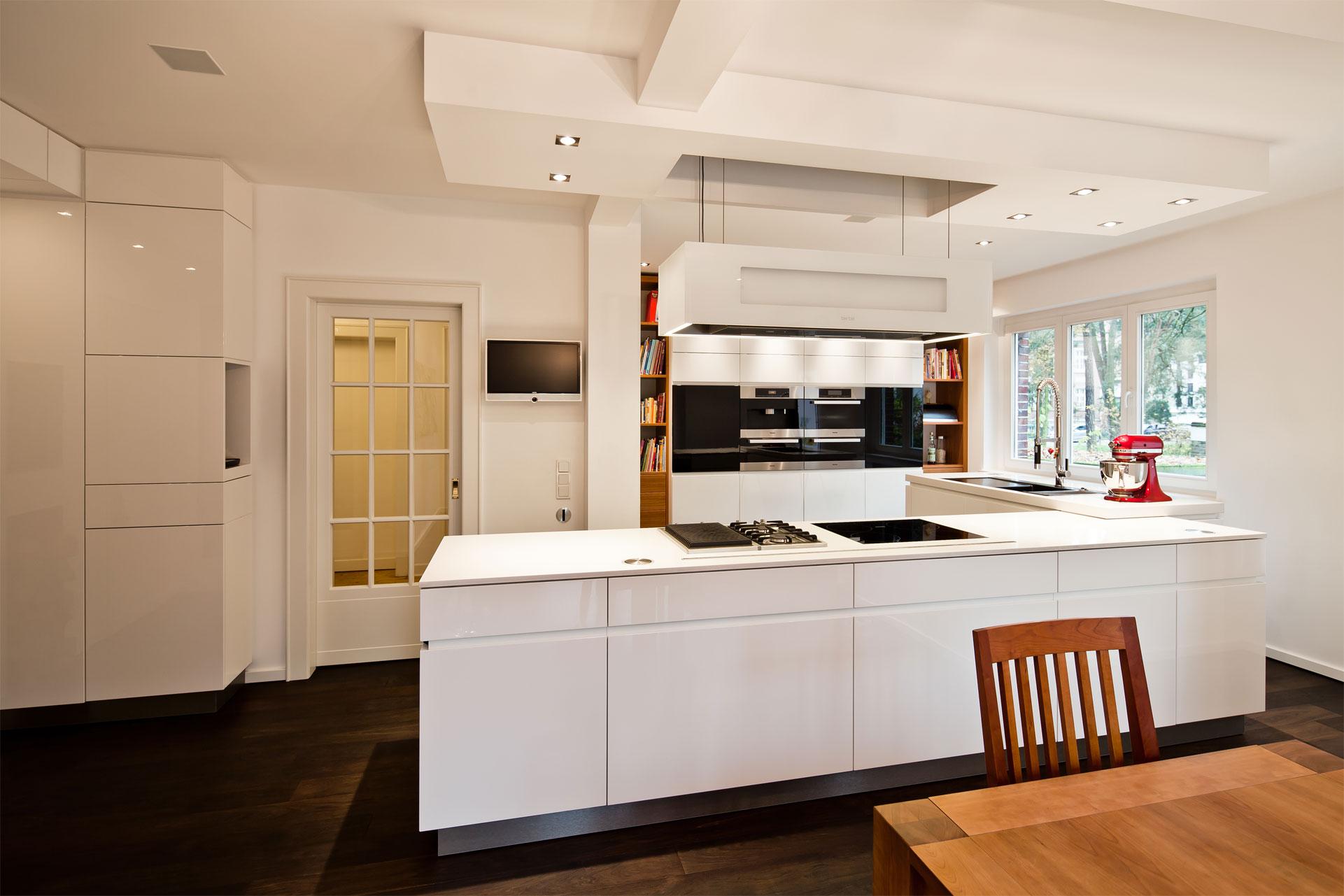 Renovierung Einer Wohnkuche Mit Vielen Besonderheiten Raumfabrik