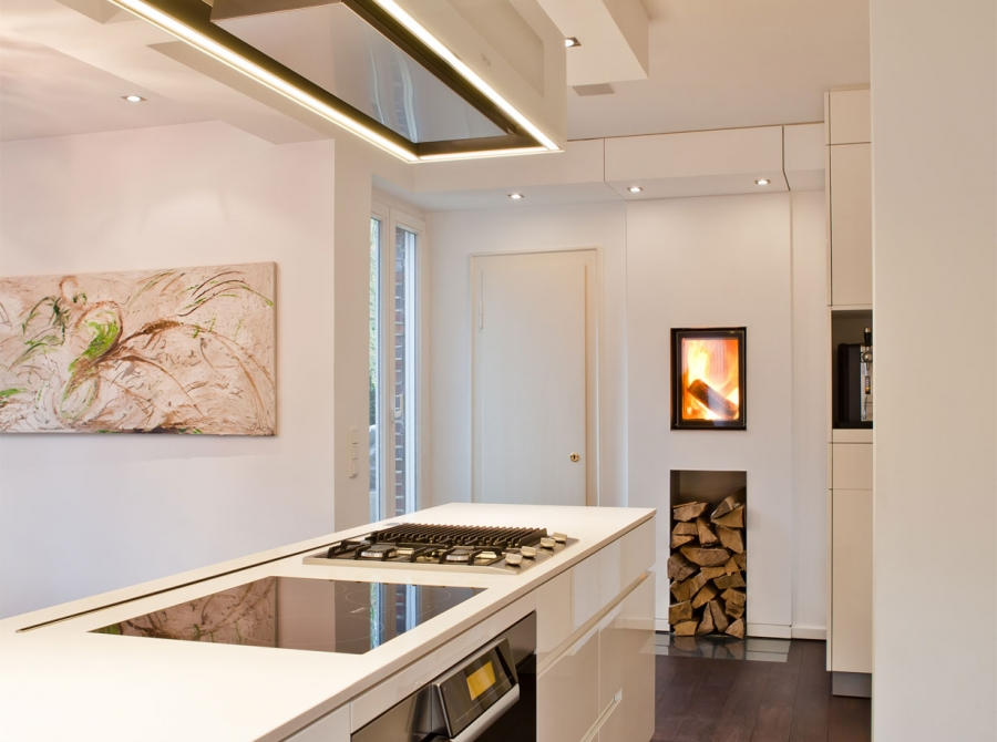 Renovierung einer Wohnküche mit vielen Besonderheiten | Raumfabrik