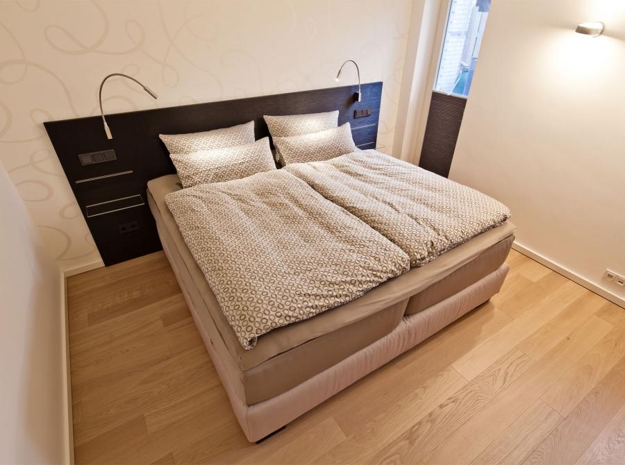 Umgestaltung Schlafzimmer
