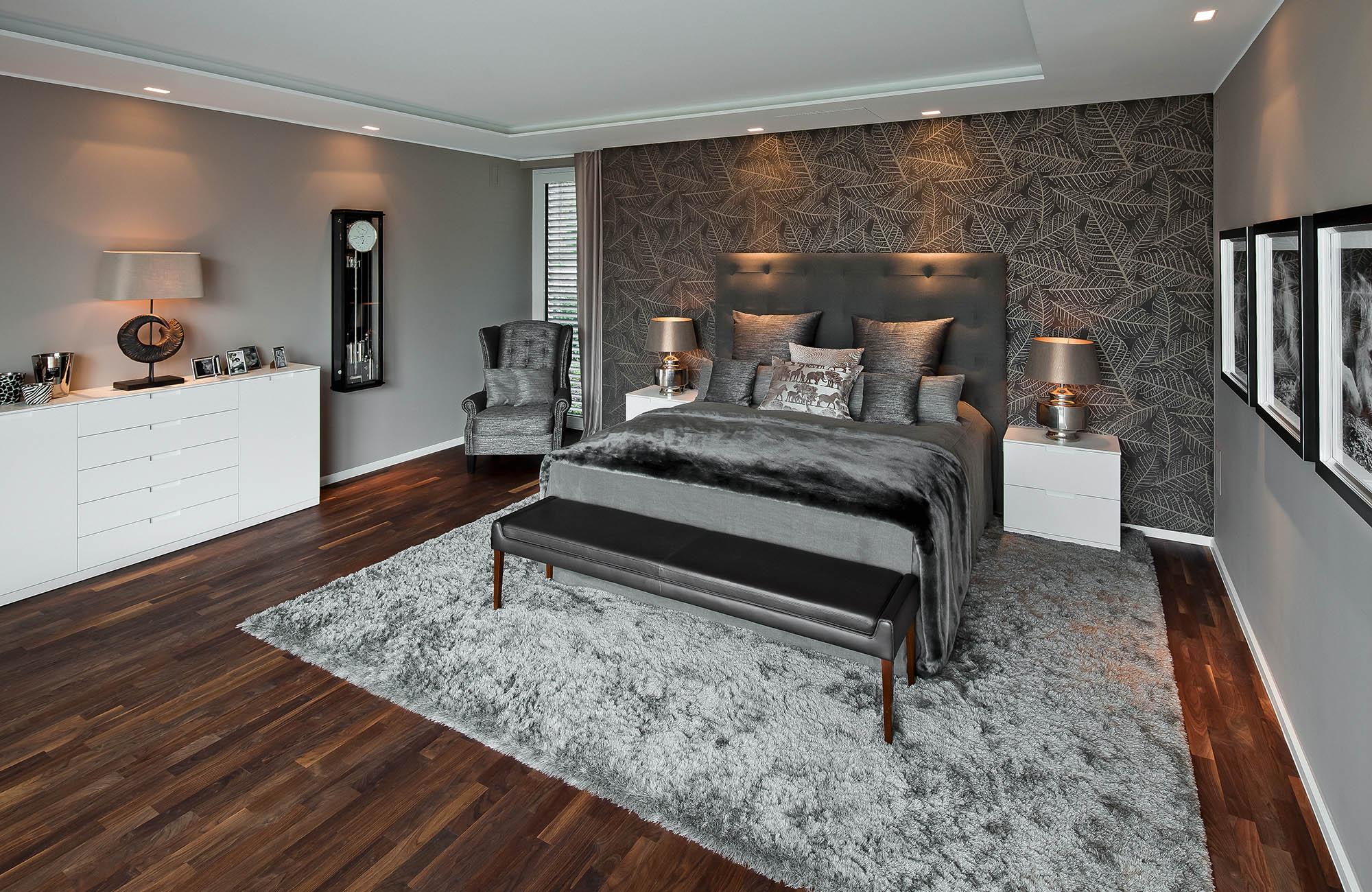 anbau f r schlafbereich ankleide und bad raumfabrik. Black Bedroom Furniture Sets. Home Design Ideas