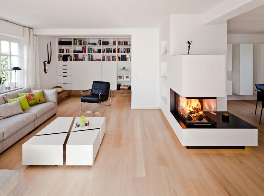 Umbau Wohnzimmer