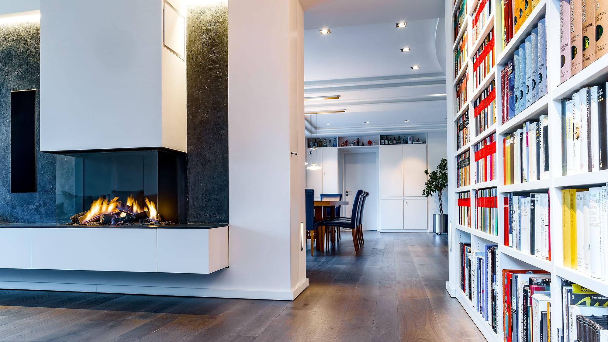 Wohnzimmer Mit Altem Kamin Renovieren Raumfabrik