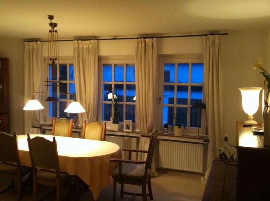 Umbau Wohnzimmer Vorher